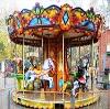 Парки культуры и отдыха в Пучеже
