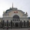 Железнодорожные вокзалы в Пучеже