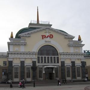 Железнодорожные вокзалы Пучежа