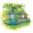 Загородный клуб Усадьба - иконка «сад» в Пучеже